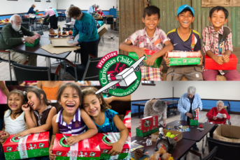 show boxes for operation christmas child