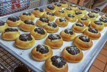 baked kolaches