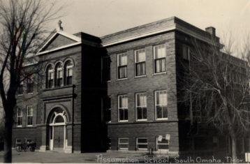 1921 assumption school