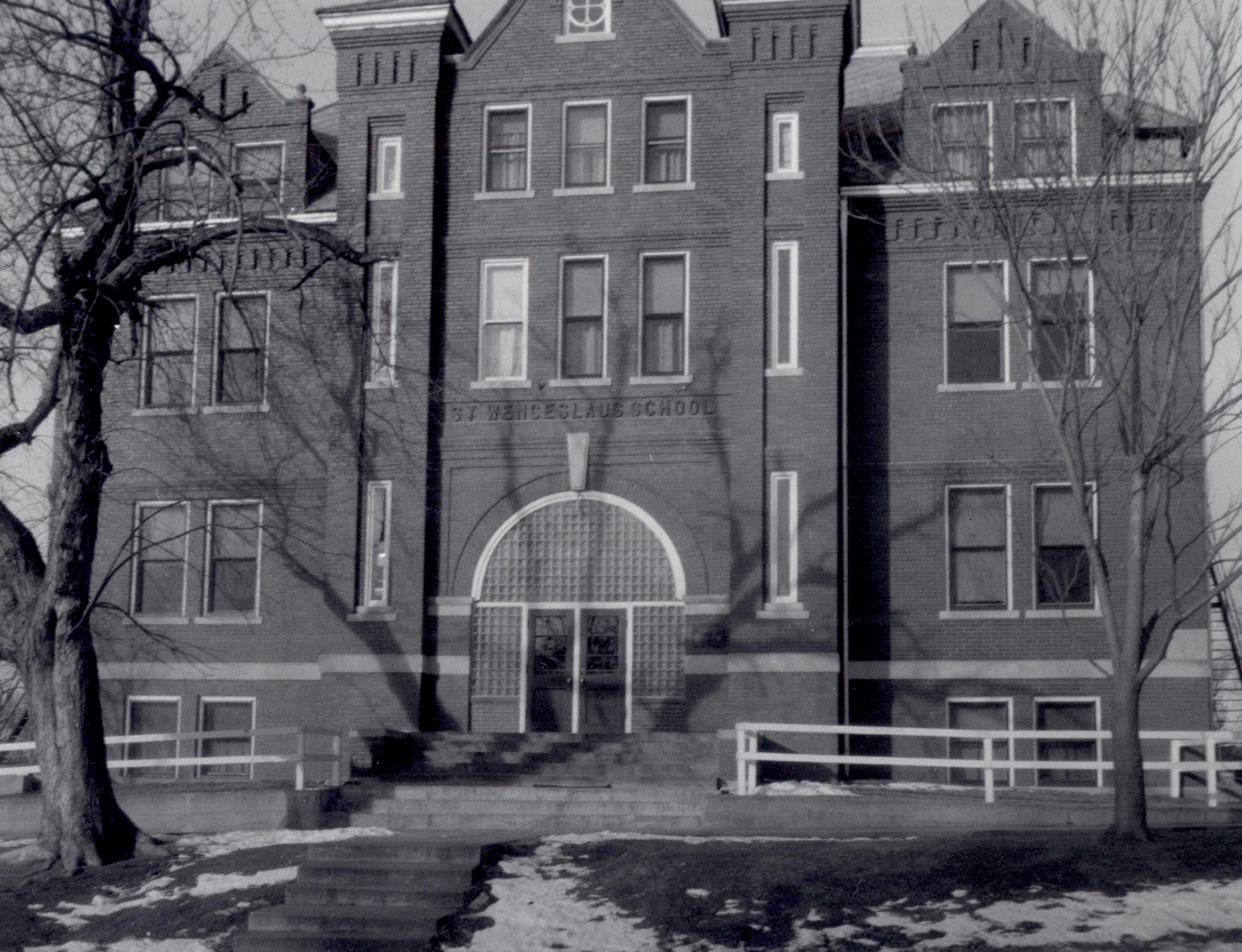 1923 saint wenceslaus school in wahoo nebraska