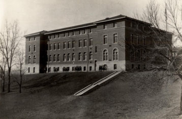 archive photo of notre dame academy