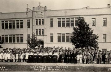 assumption school dwight nebraska
