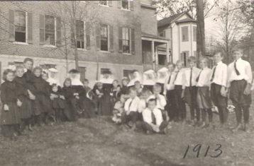 1913 kids archival