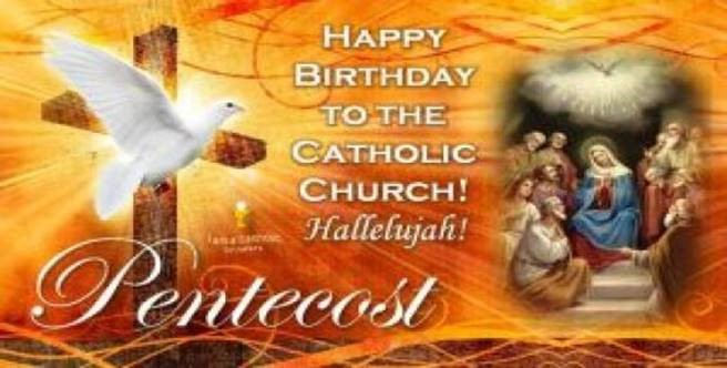 religious pentecost graphic