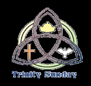 trinity sunday logo