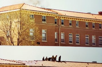 notre dame academy roof