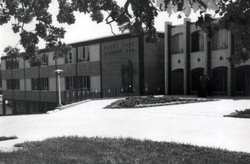 1964 notre dame academy building