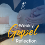 weekly gospel reflection cover image